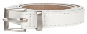 slim color belt (5 colors) 皮帶