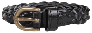 twist antique belt (2 colors)