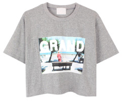 Grand tee (3color)
