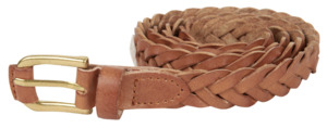 twisted bold belt