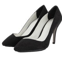 suede stiletto heel (3 colors)