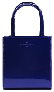 Enamel tote & cross bag (3color)