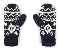 snow mitt gloves (2 colors)