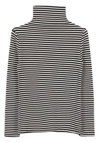 Stripe turtleneck top (2color)