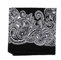 Paisley scarf (3color)