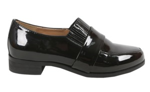 Coil loafers - Black 230,240 樂福鞋