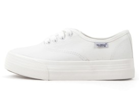 Basic cotton sneakers (4color) スニーカー