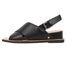 Cross strap sandal (2color)