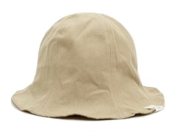 cotton bucket hat (3 colors)