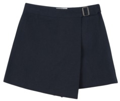 Cat's Eye Pants - Navy S