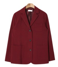 3-button poket jacket (3 colors)