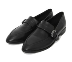 tiny buckle loafer (2 colors)