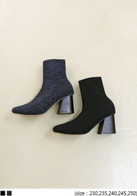 [SHOES] SOCKS ANKLE BOOTS
