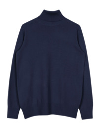 Vivid turtle neck (14color)