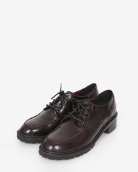 casual mannish loafer (2 colors)