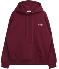 HEART CLUBEmbroidered Logo Drawstring Hoodie