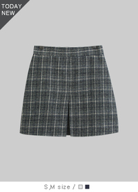 Spatch check skirt