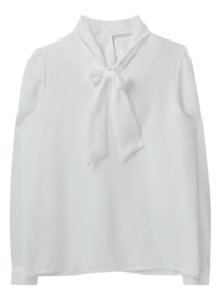 Roy ribbon blouse