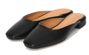 square shape mule (3 colors)