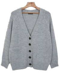 Bridge-Basic Cardigan