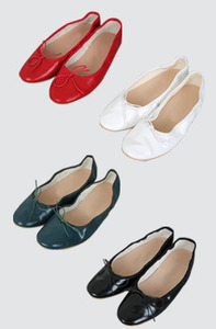 Porselli-flat shoes