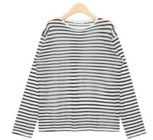 lucky stripe summer long T (5 colors)