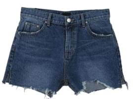Never-denim shorts