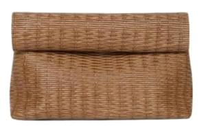 straw folding clutch (2 colors)