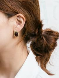 Ever stone vintage earring_M (size : one)
