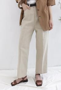 Linen pants (2color)