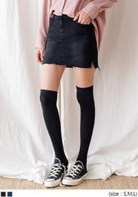 [SKIRT] DOREEN DENIM PANTS SKIRT