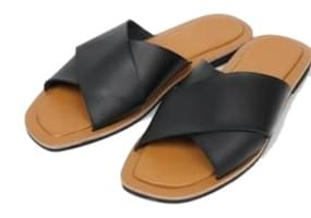 practical cross slipper