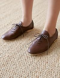 Tender basic oxford loafer_K (size : 230,235,240,245,250)