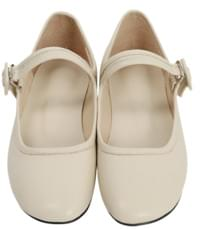 Soap mary-janes flat shoes_K (size : 225,230,235,240,245,250)
