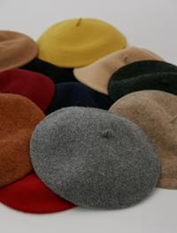 12 colors basic beret