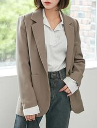 daily standard fit jacket
