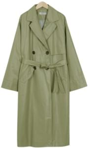 Made_outer-089_coating trench coat (size : free)