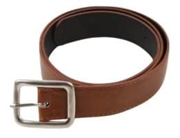 Lucas Square Belt-Carmel