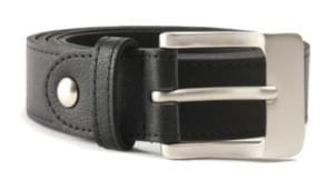 sliver square basic belt
