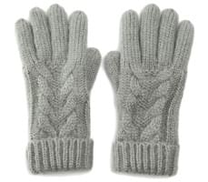 chips knit gloves AC