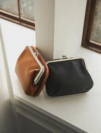 coin clutch cross bag