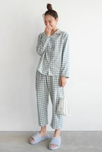 Everyday check pajama