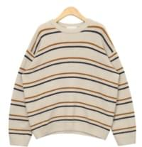 jerry stripe softy wool knit