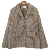 CLASSIC MOOD HOUND CHECK JACKET
