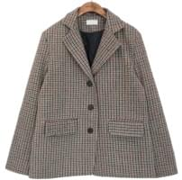 [OUTER] CLASSIC MOOD HOUND CHECK JACKET