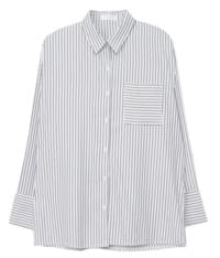 Ash Striped Shirt