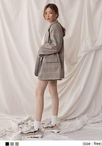 [OUTER] 2 TYPE BOXY FIT JACKET