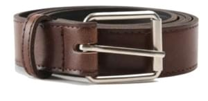 matt square belt