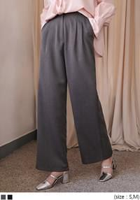 [BOTTOM] POCKET POINT WIDE PANTS