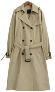 [OUTER] CLASSIC CHIC TRENCH COAT